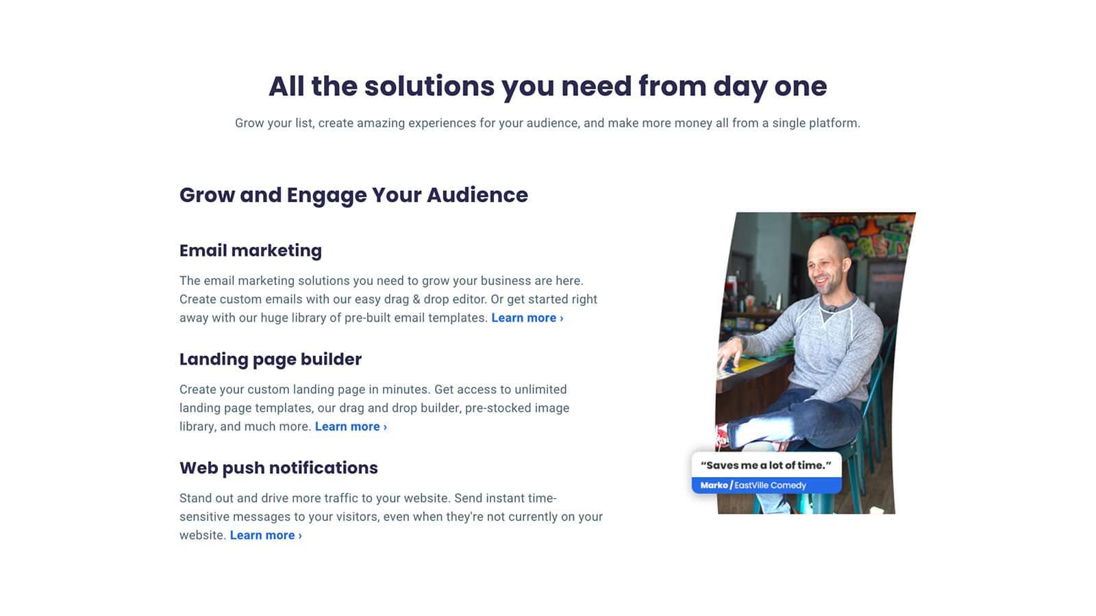 AWeber Email Marketing 2